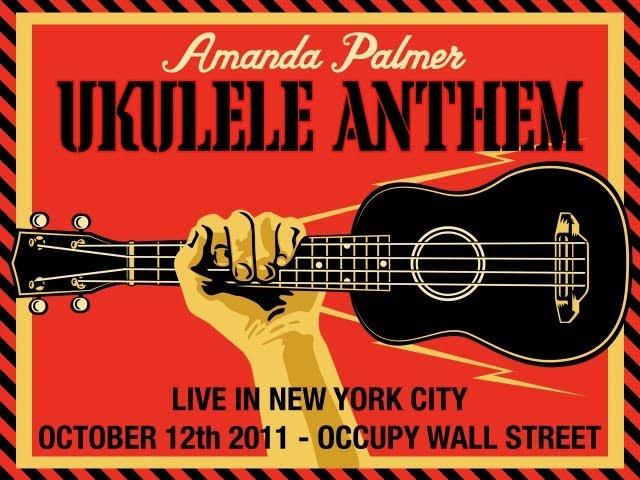 Amanda Palmer Ukulele Anthem 2bitmonkey