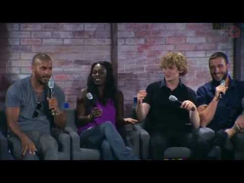 Nerd HQ 2016: Could You Not Look At Me? American Gods Conversation Highlight