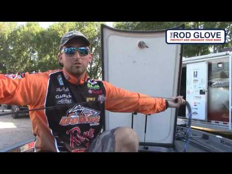 Rod Glove Pro Paul Mueller talks about the Rod Gloves