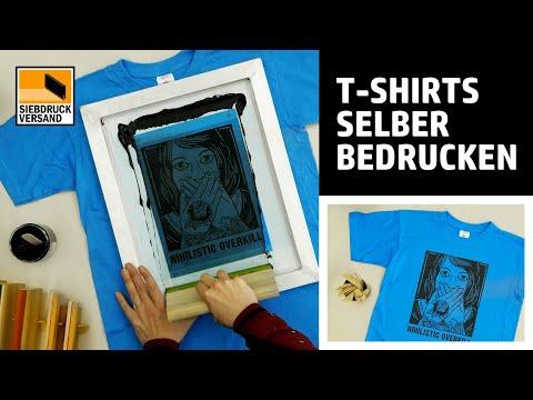 t-shirts-selbst-bedrucken---wie-funktioniert-low-budget-siebdruck-zuhause?