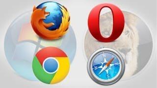 Windows & Mac Browser Test: Chrome 17 vs Firefox 11 vs Opera 11.61 vs Safari 5.1