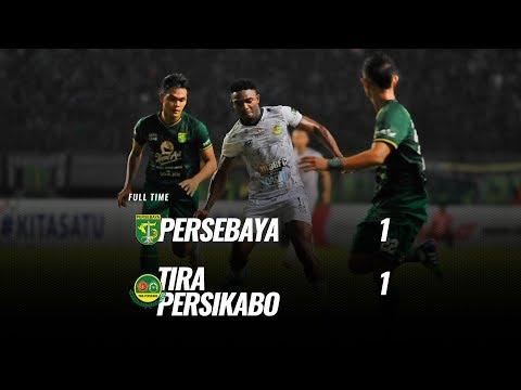 [Pekan 10] Cuplikan Pertandingan Persebaya vs TIRA Persikabo, 21 Juli 2019
