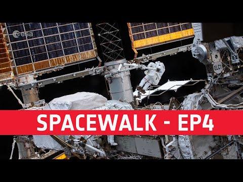 Spacewalk season timelapse, episode 4