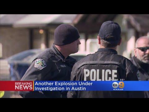Another Austin Explosion Injures 2 Men