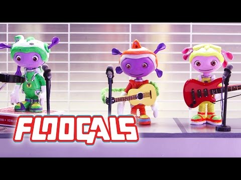 Floogals, Kids Songs: Action Figure Theater Theme Song | Universal Kids
