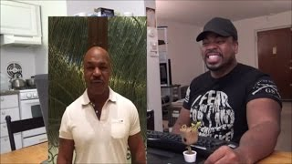 WWN:  Mike Tyson Confirms He Will Train Chris Brown for Fight vs. Soulja Boy!!!