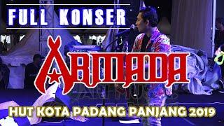 Armada Full Konser HUT Kota Padang Panjang 2019