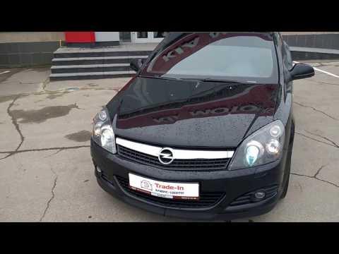 Купить Опель Астра (Opel Astra) 1.6 МТ 2010 г. с пробегом бу в Саратове Автосалон