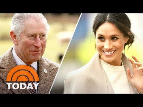 Royal Wedding: Prince Charles Will Walk Meghan Markle Down The Aisle | TODAY