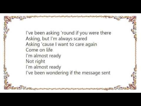 Dinosaur Jr. - Almost Ready Lyrics