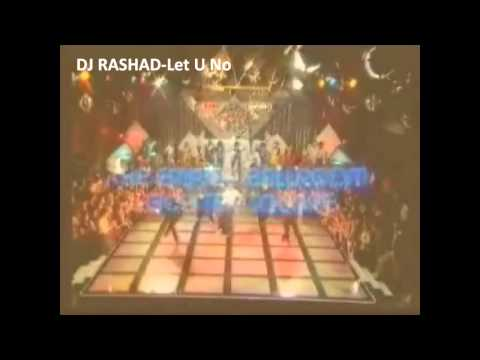 DJ Rashad- Let U No