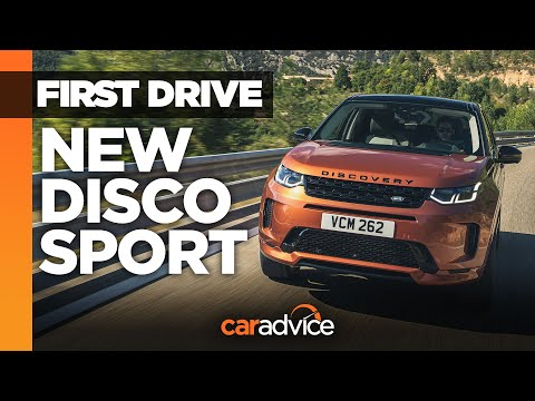 2020 Land Rover Discovery Sport Review: International First Drive | CarAdvice