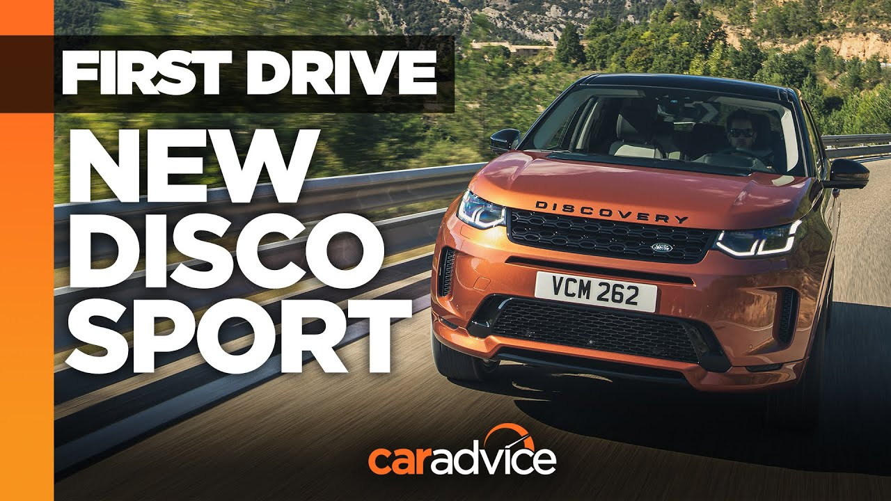 2020 Land Rover Discovery Sport review: international first drive   CarAdvice
