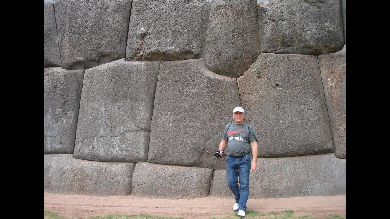 Перу. ч.1. Саксаиуаман. - YouTube
