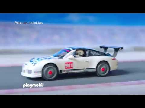 playmobil porsche 911 gt3 cup youtube. Black Bedroom Furniture Sets. Home Design Ideas
