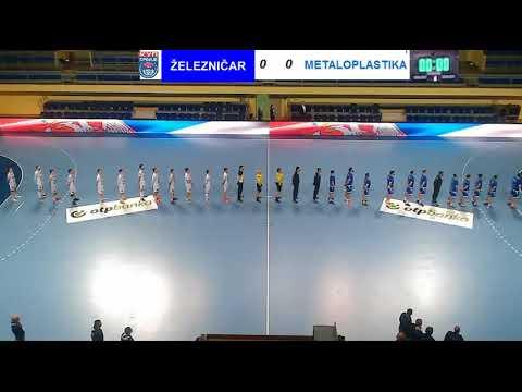 1/2 finale Kupa Srbije / RK Železničar 1949 - RK Metaloplastika