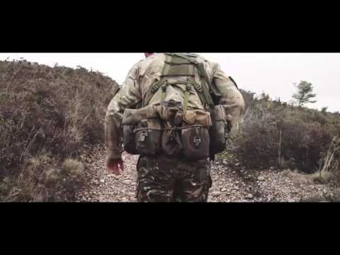 ROYAL MARINE COMMANDO ADVERT 2016