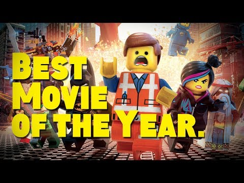 The Lego Movie - Best Movie Ever?!