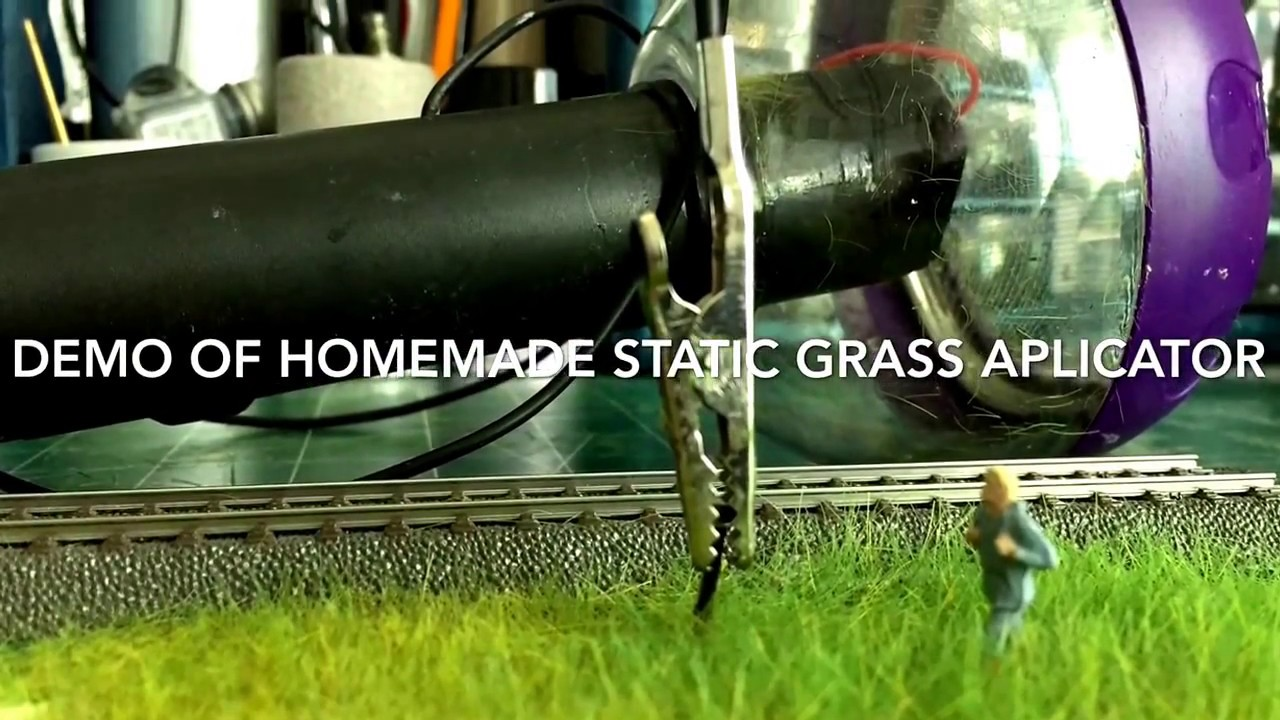 Static Grass Applicator Professional Tools for Modelers ...