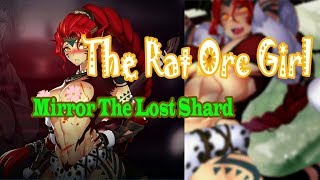 Mirror The Lost Shards - The Rat  Orc Girl