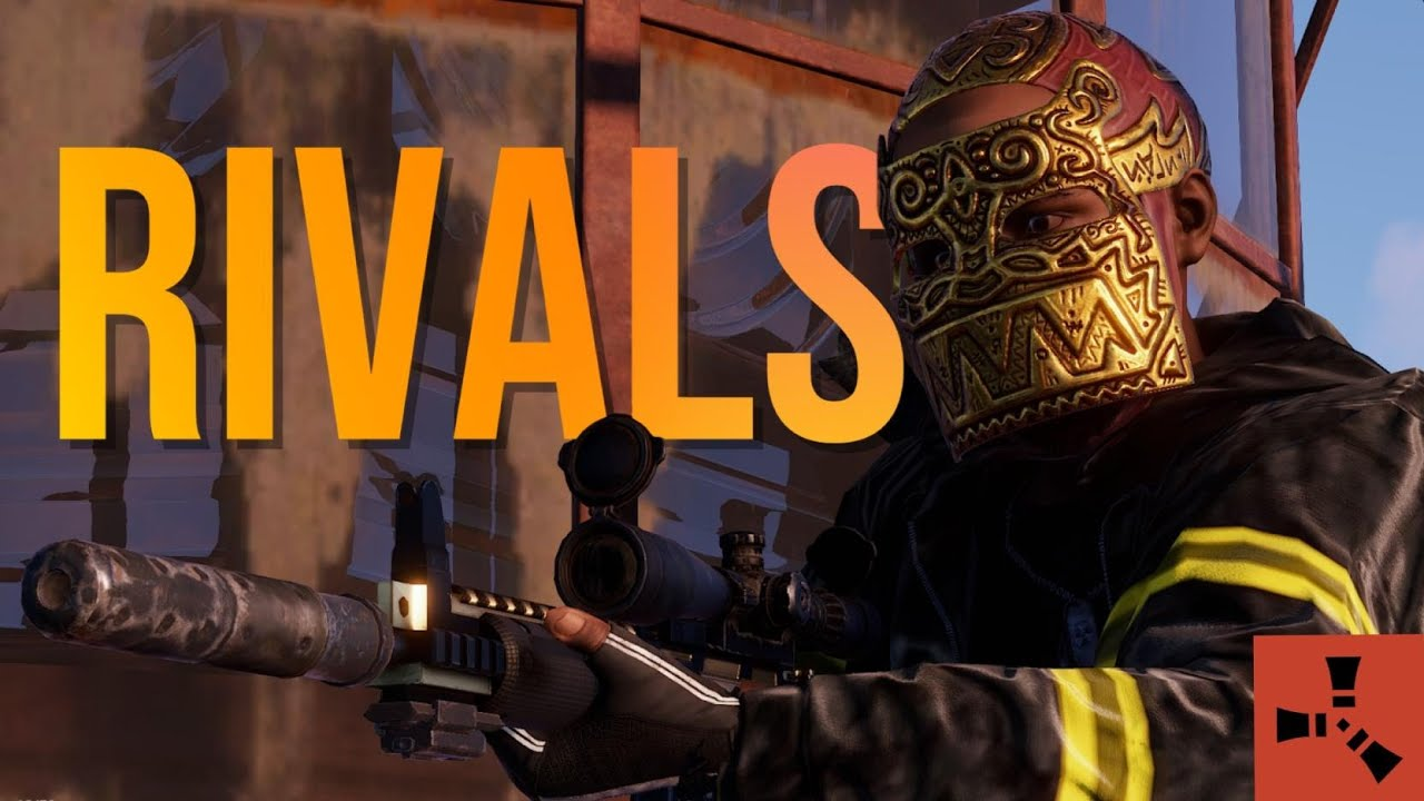 REMOVING My RIVALS -Rust