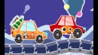 Зимняя Гонка  Детскиигры онлайн, игры онлайн бесплатно