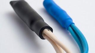 Способы соединения проводов(Какие существуют способы соединения проводов и кабелей? Это необходимо знать если вы хотите провести прово..., 2014-10-06T13:11:18.000Z)