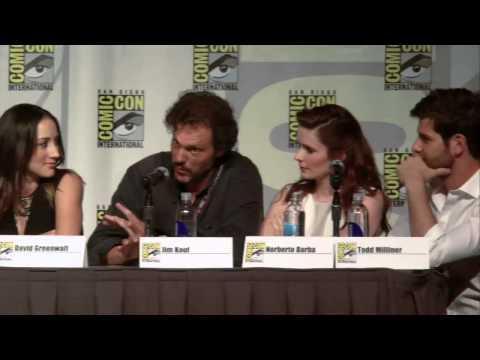 Grimm Panel   Comic Con 2013