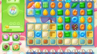 Candy Crush Jelly Saga Level 486 - NO BOOSTERS