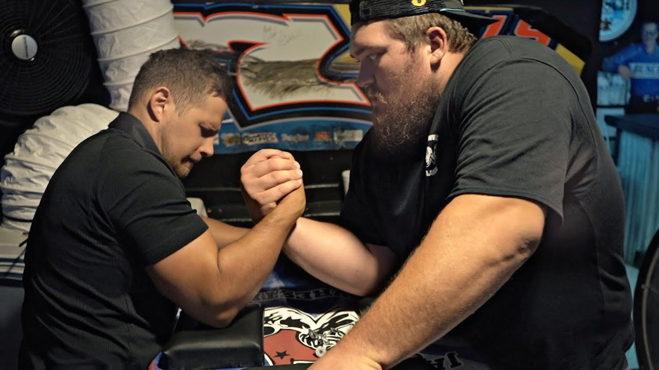 Arm Wrestling Championship in Middleburg 2020 Right