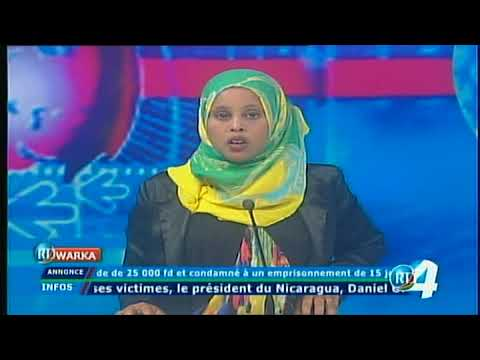 RTD : Journal Somali du 23/04/2018