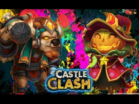 Castle Clash Heroes/Talents/Artifacts For Insane Dungeon 5! Poll!