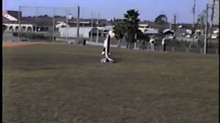 UHS RC Space Shuttle Model Rocket Tests