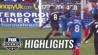 Peterborough United vs. Leicester City   2017-18 FA Cup Highlights