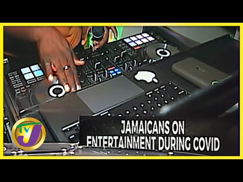 Jamaicans on Entertainment During Covid-19 - Poll Results | TVJ News - Sept 17 2021
