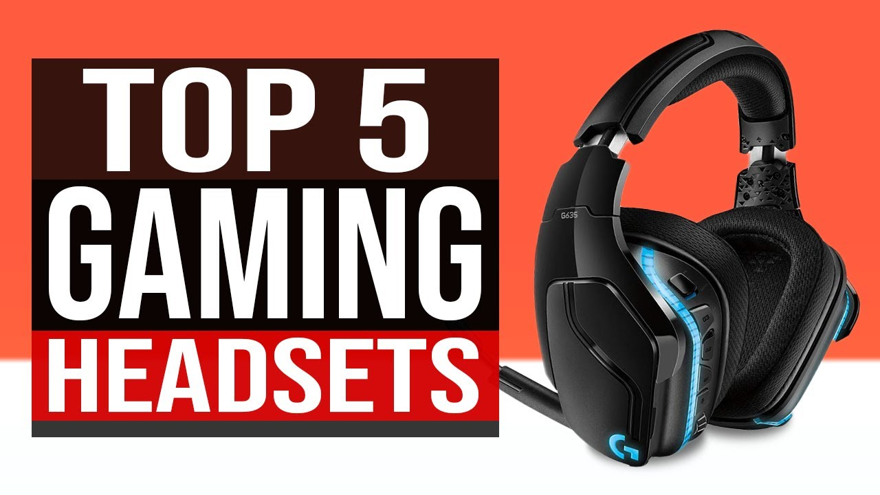 Top 5 Best Gaming Headset 2020 Youtube