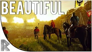 Kingdom Come Deliverance Beta - Part 1: Most Beautiful Game Ever (Kingdom Come Deliverance Part 1)