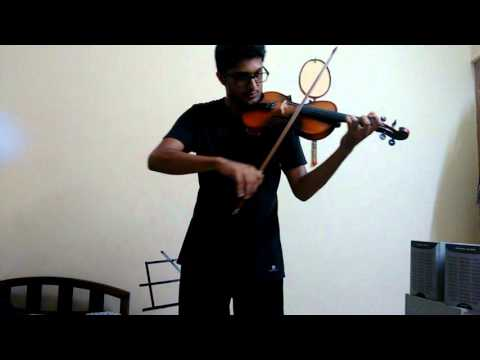 Jodi Nilave - violin (The Pain of Tamizh)