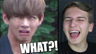 Video BTS V vs Awkward Moments Reaction (BTS Taehyung) download MP3, 3GP, MP4, WEBM, AVI, FLV Juli 2018