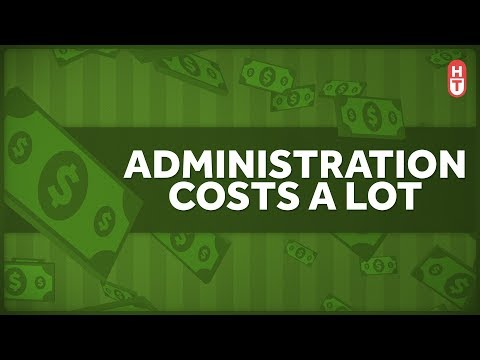 How Administrative Costs Drive Healthcare Costs