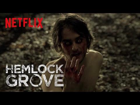Hemlock Grove  Behind the s  It Hurts So Good  Netflix