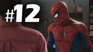 Marvel's Spider-Man Part 12 - Penthouse - Gameplay Walkthrough PS4 2018