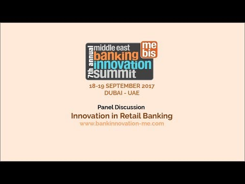 MEBIS Panel Session: Innovation in Retail Banking @Expotrade