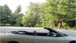 2000 Chrysler Sebring Used Cars Wadsworth IL