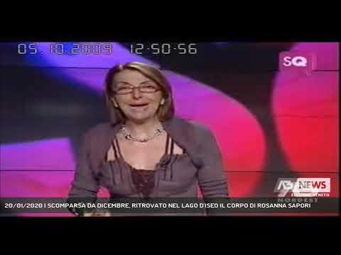 20/01/2020 | SCOMPARSA DA DICEMBRE, RITROVATO NEL ...