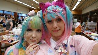AsienLoppis Skåne 2015 ~ Anime merch, Angelic Pretty, J- fashion