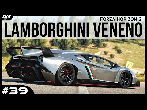 Lamborghini Veneno (S2-Class) - Forza Horizon 2 - Car Collection #39 thumbnail