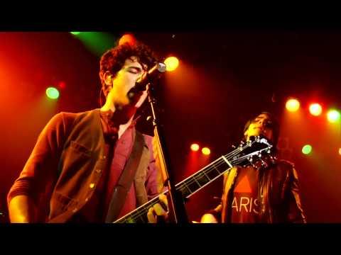 Jonas Brothers: Shelf live at The Roxy