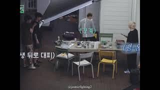 벌레에게 사과하는 남준이 [방탄소년단(BTS)RM]