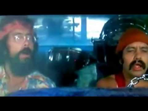 Image result for cheech and chong in car